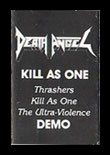 DEATH ANGEL Kill As One album cover