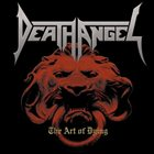 DEATH ANGEL The Art of Dying album cover
