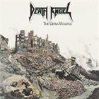 DEATH ANGEL The Ultra-Violence album cover