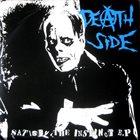 DEATH SIDE Satisfy The Instinct E.P. album cover