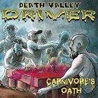 DEATH VALLEY DRIVER Carnivore's Oath album cover