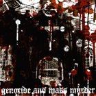 DEATHGAZE Genocide And Mass Murder album cover