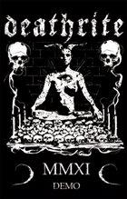 DEATHRITE MMXI Demo album cover