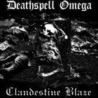 DEATHSPELL OMEGA Clandestine Blaze / Deathspell Omega album cover