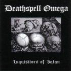 DEATHSPELL OMEGA Inquisitors of Satan album cover
