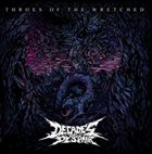 DECADES OF DESPAIR Throes of the Wretched album cover