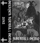 DECAYER Ritual 1. album cover