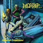 DECEASED Cadaver Traditions album cover