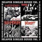 DECEASED Relapse Singles Series Vol. 2 album cover
