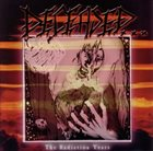 DECEASED The Radiation Years album cover