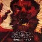 DECEASED Zombie Hymns album cover