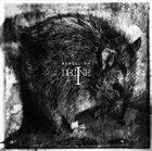 DECLINE OF THE I Rebellion album cover