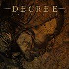 DECREE Fateless album cover
