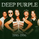 DEEP PURPLE 1990-1996 album cover