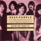 DEEP PURPLE Gemini Suite Live album cover