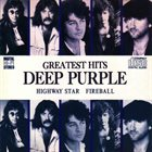 DEEP PURPLE Greatest Hits album cover