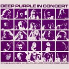 DEEP PURPLE In Concert album cover