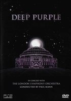 DEEP PURPLE — In Concert With The London Symphony Orchestra album cover