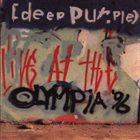DEEP PURPLE Live At The Olympia '96 album cover