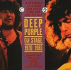 DEEP PURPLE On Stage 1970-1985 album cover