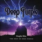 DEEP PURPLE Purple Hits: The Best Of Deep Purple album cover