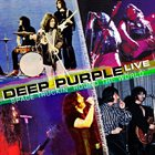 DEEP PURPLE Space Truckin' Round The World: Live 68-76 album cover