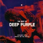 DEEP PURPLE The Best Of Deep Purple (Mun-Hwa) album cover