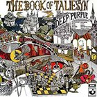 DEEP PURPLE — The Book Of Taliesyn album cover