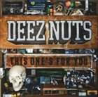 DEEZ NUTS This One's For You album cover