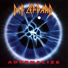 DEF LEPPARD Adrenalize album cover