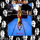 DEF LEPPARD High 'N' Dry Album Cover