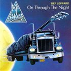 DEF LEPPARD On Through The Night album cover