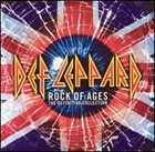 DEF LEPPARD Rock Of Ages: The Definitive Collection album cover