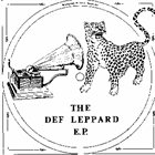 DEF LEPPARD The Def Leppard EP album cover