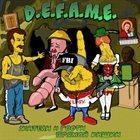 D.E.F.A.M.E. Жители и гости прямой кишки album cover