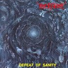 DEFILED Defeat Of Sanity album cover