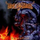 DEFILED Divination album cover