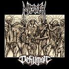 DEHUMAN Decay into Inferior Conditions album cover