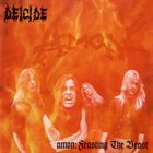 DEICIDE Amon: Feasting the Beast album cover