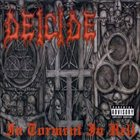 DEICIDE In Torment in Hell album cover