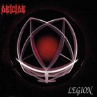 DEICIDE Legion album cover