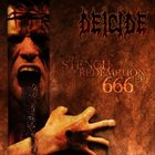 DEICIDE The Stench of Redemption (666) album cover