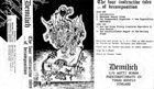 DEMILICH The Four Instructive Tales Of Decomposition album cover