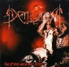 DEMONIAC The Fire and the Wind album cover