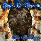 DEPTHS OF DEPRAVITY Into the Decay album cover
