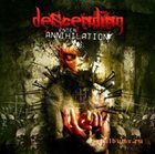 DESCENDING Enter Annihilation album cover