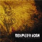 DESPISED ICON The Healing Process album cover