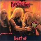 DESTRUCTION Best of Destruction album cover