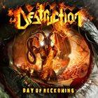 DESTRUCTION Day of Reckoning album cover