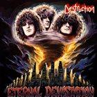 DESTRUCTION Eternal Devastation Album Cover